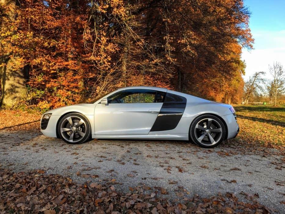Codierung Audi R8