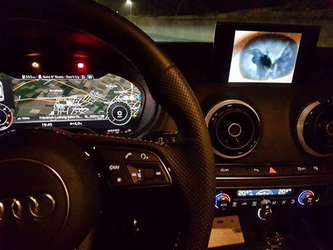Audi A3 8V Facelift VIM