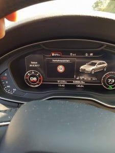 Audi A4 B9 Fotos, VZE