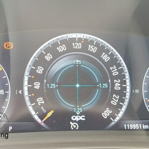 Fliehkraft Opel Insignia A