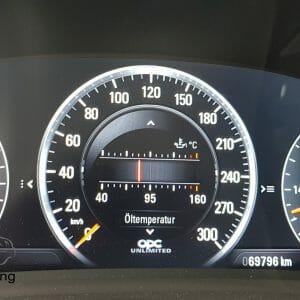 Öldruck Opel Insignia A