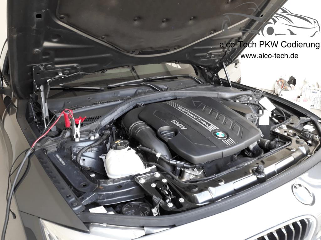 BMW 430D Kennfeldoptimierung Chiptuning