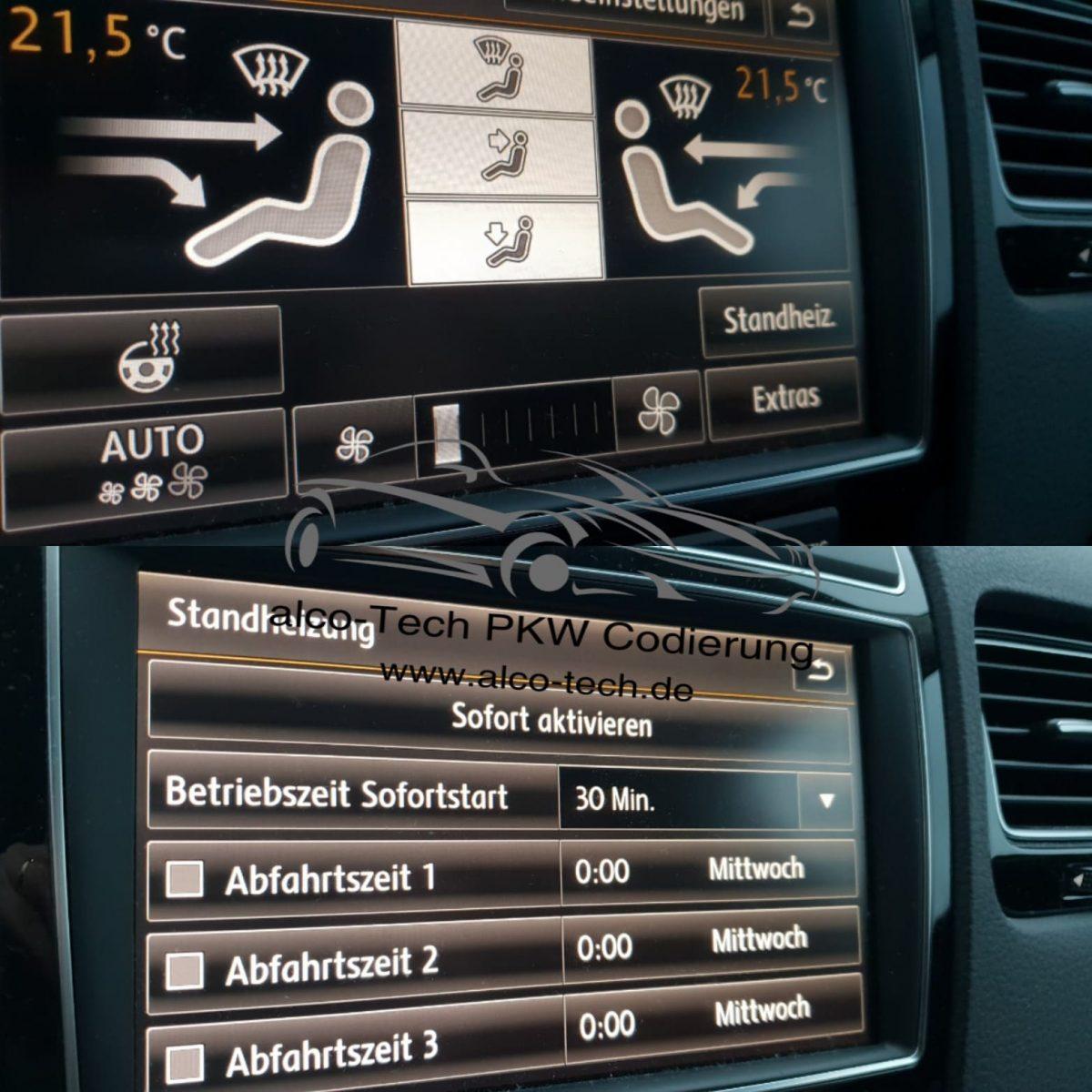 VW Touareg 2 Codierung - Codierungen in Darmstadt / Weiterstadt