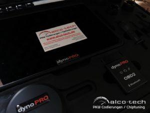 Leistungsmessung DynoPro